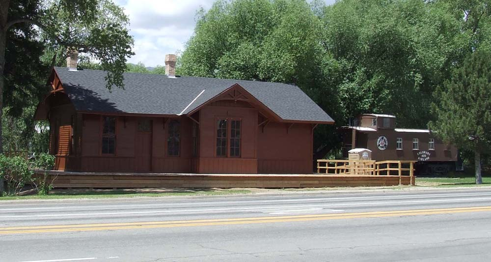 Picture of the Buena Vista Depot